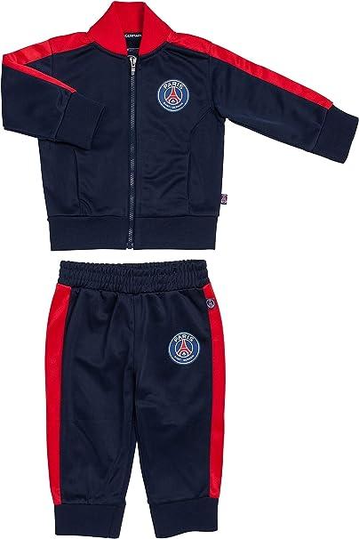Paris Saint Germain - Tuta da bambino PSG, collezione ufficiale