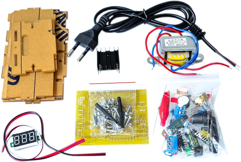 favorite Xia Special Campaign Fly Electronic DIY Parts lm317 Adjustable Regulator Voltage