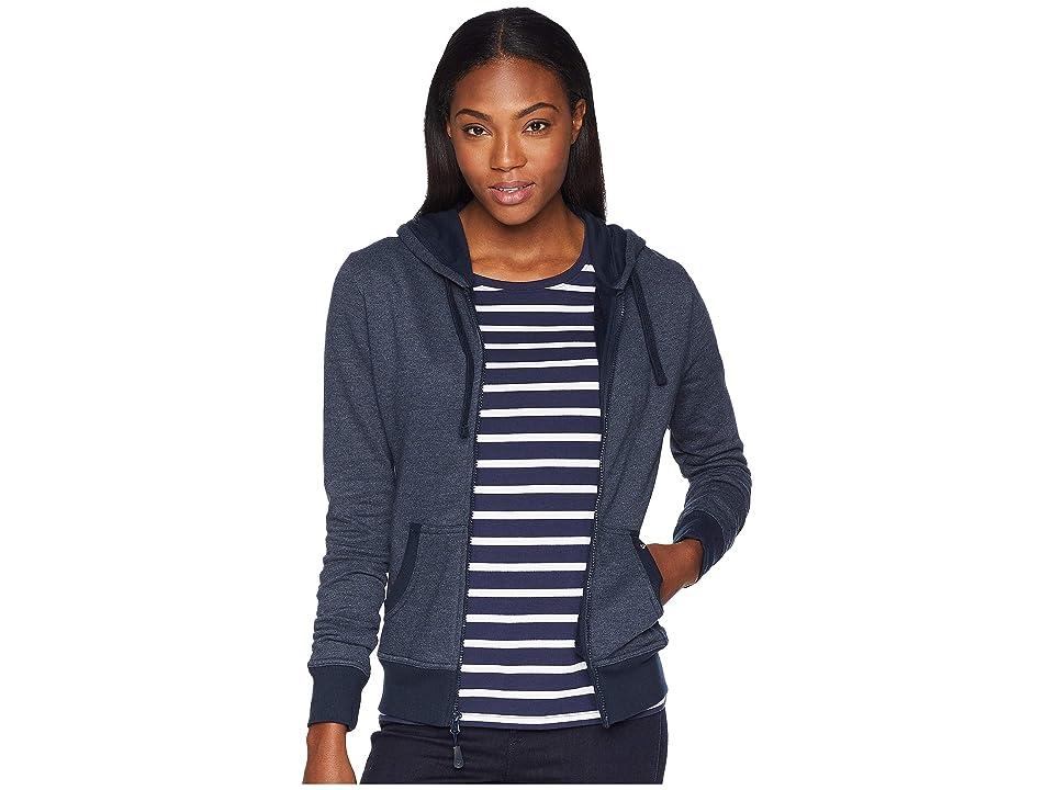 PACT Premium Organic Cotton Hoodie (Dark Navy) Women