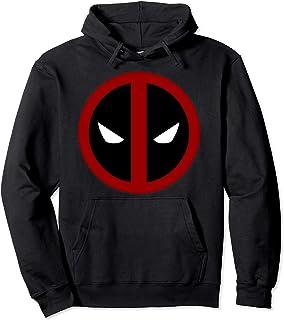 Marvel garçons Deadpool sérieusement Speech Bubble à Capuche