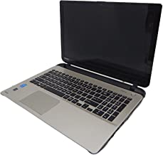 Toshiba Satellite L55-B5276 15.6 Inch Laptop (Intel Core i5-4210U, 8GB RAM, 1TB Hard Drive, Windows 8.1) Gold