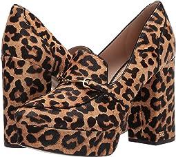 Brown Sahara Leopard Brahma Hair