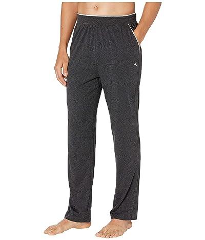 Tommy Bahama Cotton Modal Heather Lounge Pants (Black Heather) Men