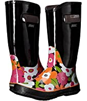 Bogs Kids - Rain Boot Spring Flowers (Toddler/Little Kid/Big Kid)
