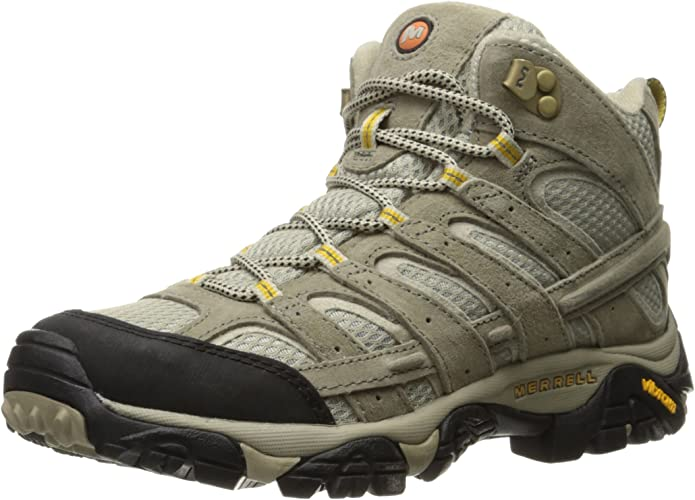 Merrell Wohommes Moab 2 Vent Mid Hiking démarrage, Taupe, 7.5 M US