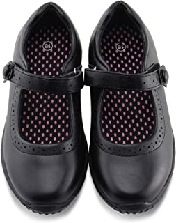 Girl's Mary Jane School Uniform Shoes