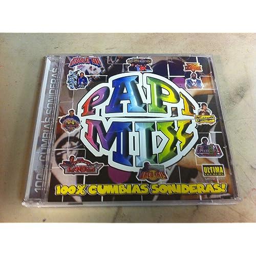 Papi Mix-100% Cumbias Sonid - Papi Mix-100% Cumbias Sonidera ...