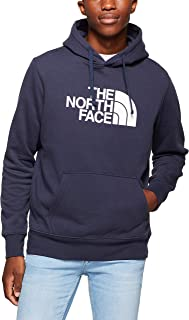 The North Face Men Half Dome Hoodie Half Dome Hoodie URBNNAVY/TNFWHT