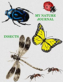 My Nature Journal: Insects (Charlotte Mason Nature Journal)