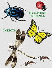 My Nature Journal: Insects (Charlotte Mason Nature Journal)