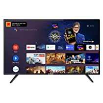 [For Axis, Citi, Indusind Credit Card] Kodak 126 cm (50 Inches) 4K Ultra HD Certified Android LED TV (2020 Model)