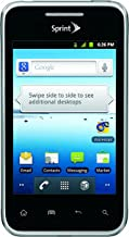LG Optimus Elite Smartphone w/ 5MP Camera - Black (Sprint)