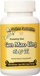 Gan Mao Ling ECONOMY SIZE, 500 ct, Plum Flower