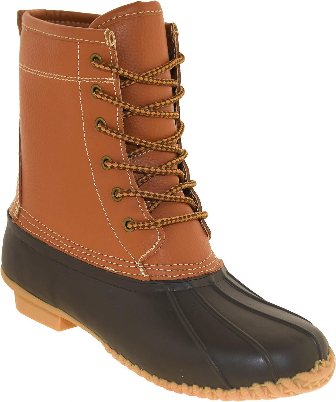 Khombu Women's Lauren Duck Boots