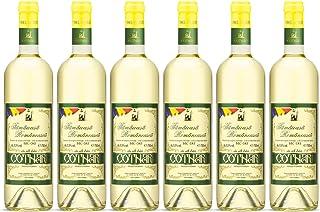 Cotnari | Tamaioasa Romaneasca – Rumänischer Weißwein süß | Weinpaket 6 x 0.75 L D.O.C. – C.M.D.  1 Kugelschreiber Amigo Spirits gratis
