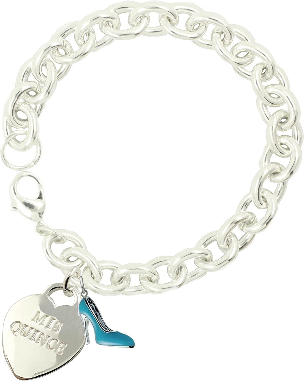 New York Columbus Mall 925 Co. Plated Many popular brands BH Bracelet Quinceanera