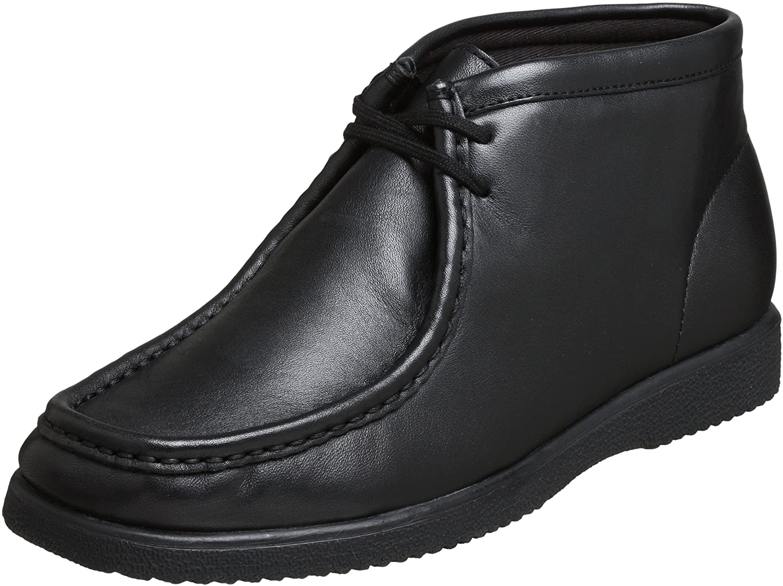 Hush Puppies Men's Bridgeport Boot, Black, 11 Medium US