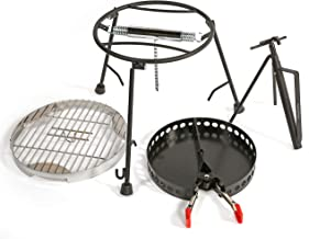 all 4 adventure camp oven