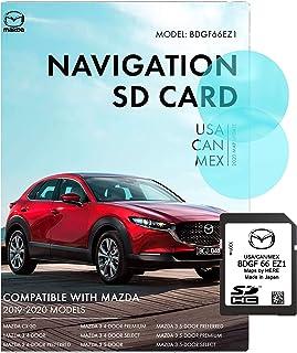 OEM GPS Navigation SD Card BDGF66EZ1 2020 for North America/Canada/Mexico Navi Card BDGF-66-EZ1 2019-2020 M...