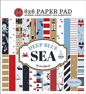 Best scrapbook paper nautical Reviews