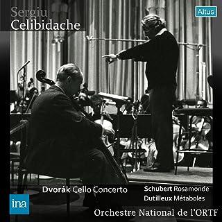 ドヴォルザーク : チェロ協奏曲 | シューベルト : 「ロザムンデ」 序曲 | デュティユー : メタボール (Dvorak : Cello Concerto | Schubert : Rosamonde | Dutilleux : Meta...