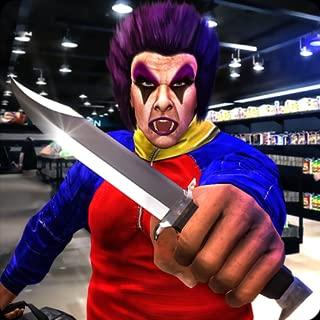Vegas Crime City Gangster Shooting Range 3D: Supermarket Clown Robbery Jail breakout Prison Escape Survival Mission Adventure Simulator 3D