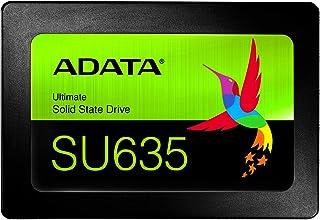 ADATA Ultimate SU635 3D NAND SATA III 2.5 Inch Internal SSD (240GB)