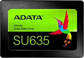 ADATA SU635 240GB 3D-NAND QLC SATA 2.5 Inch Internal SSD (ASU635SS-240GQ-R)