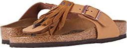 Birkenstock Kids - Gizeh Fringes (Little Kid/Big Kid)