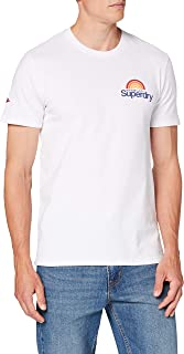 Superdry Cl Woodstock tee Camiseta para Hombre