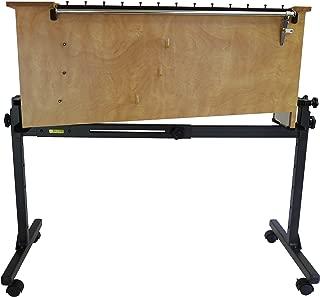 Suzuki Musical Instrument Corporation IC-200 Heavy Duty Instrument Cart S/Wheels
