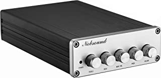 Nobsound HiFi TPA3116D2 2.1 Channel Digital Audio Power Amplifier Stereo Amp 2×50W+100W Subwoofer Treble Bass Independent Adjustment