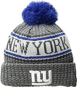 New York Giants Sport Knit