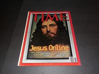 Time December 16 1996 Jesus Online (I'm Going With Skynet)