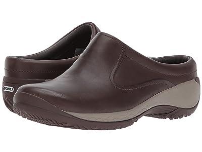 Merrell Encore Q2 Slide Leather (Espresso) Women
