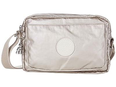 Kipling Abanu M (Metallic Glow) Handbags