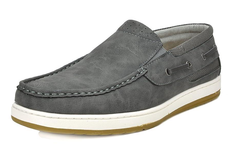 Bruno Marc Men's Slip on Loafers