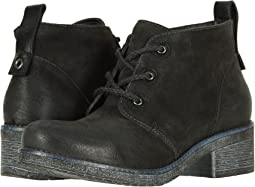 Oily Midnight Suede/Black Raven Leather
