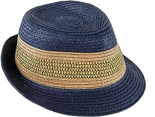 4793021358a6be Amazon.com: Blues - Panama Hats / Hats & Caps: Clothing, Shoes & Jewelry