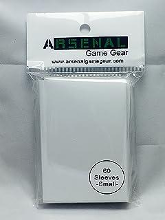 Arsenal Game Gear Yu-Gi-Oh! Card Sleeves - White