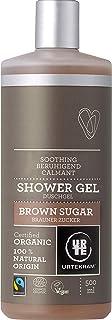 Urtekram Brown Sugar Duschgel Bio, beruhigend, 500 ml