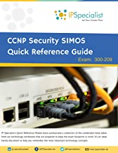 CCNP Security SIMOS Exam: 300-209 Quick Reference Guide | Exams Cheat Sheet