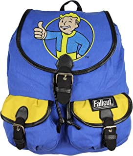 Fallout Backpack Vault Boy Thumbs Up Knapsack