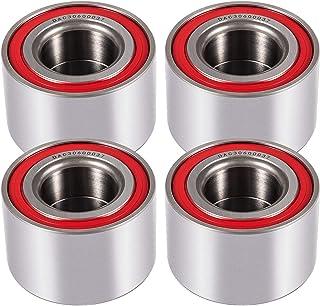 4 Wheel Bearings Kit For 05-19 Can-Am Outlander & Commander 1000 850 800 650 570 500 450 400, Defender, Maverick, Renegade Replace 293350040 705400088 293350118