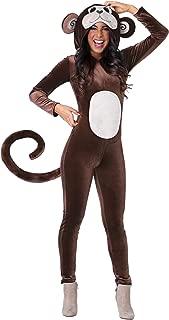 Women's Jumpsuit Monkey Around Costume