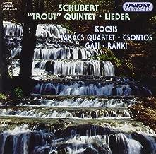 Trout Quintet Lieder
