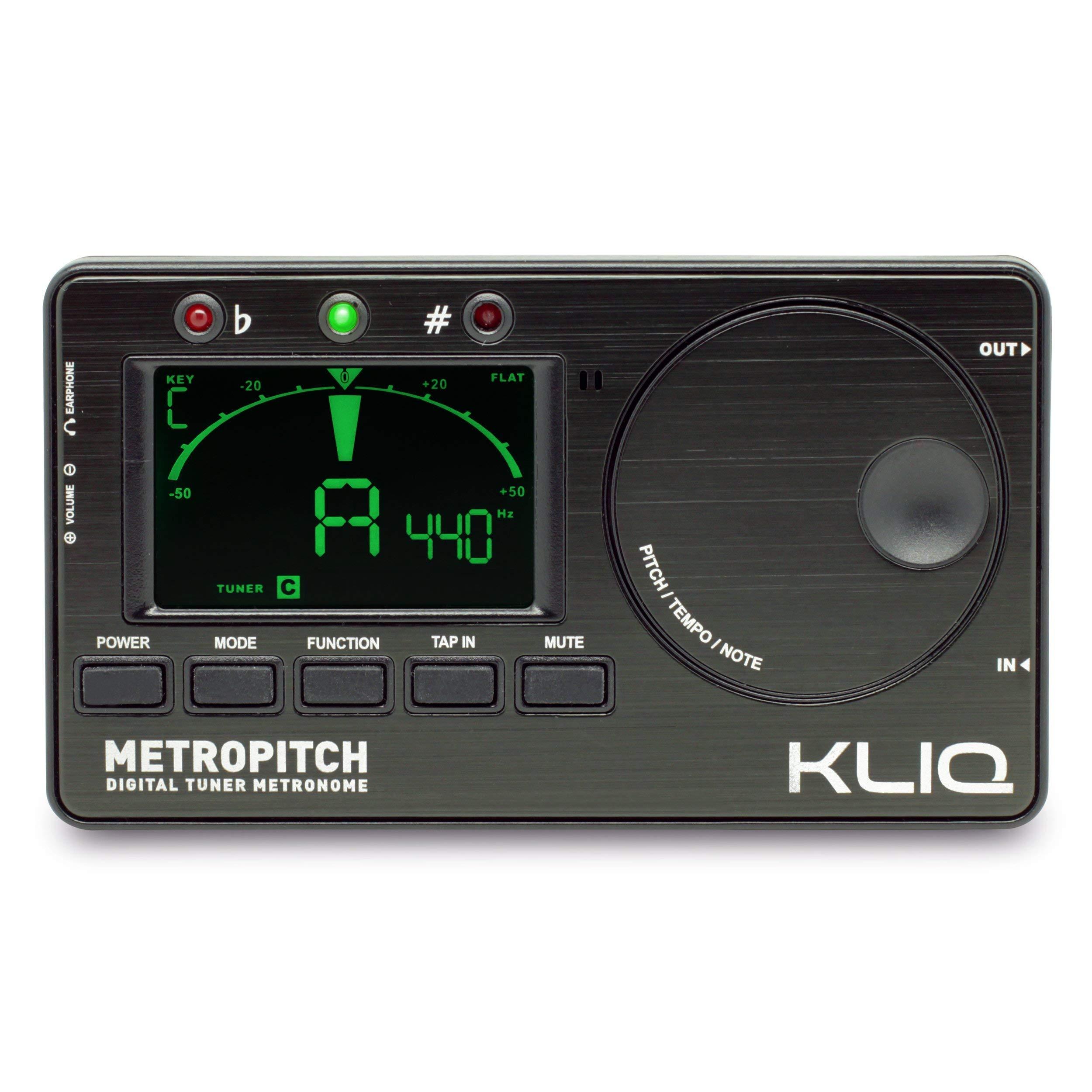 KLIQ MetroPitch Metronome Instruments Chromatic