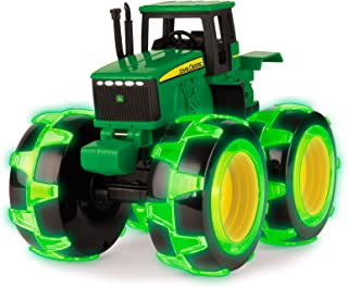 John Deere Monster Treads Lightning Wheels Tractor
