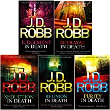 Jd Robb Death Series 3- Books 11-15: 5 Books Collection Set