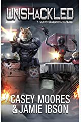 Unshackled (Rise of the Peacemakers Book 9) Kindle Edition